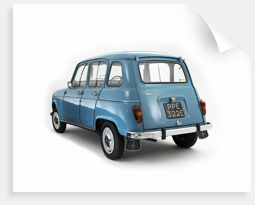 1967 Renault 4 by Unknown