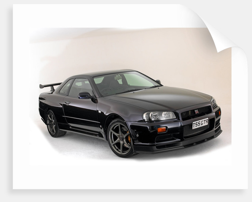 1999 Nissan Skyline GTR-34 by Unknown