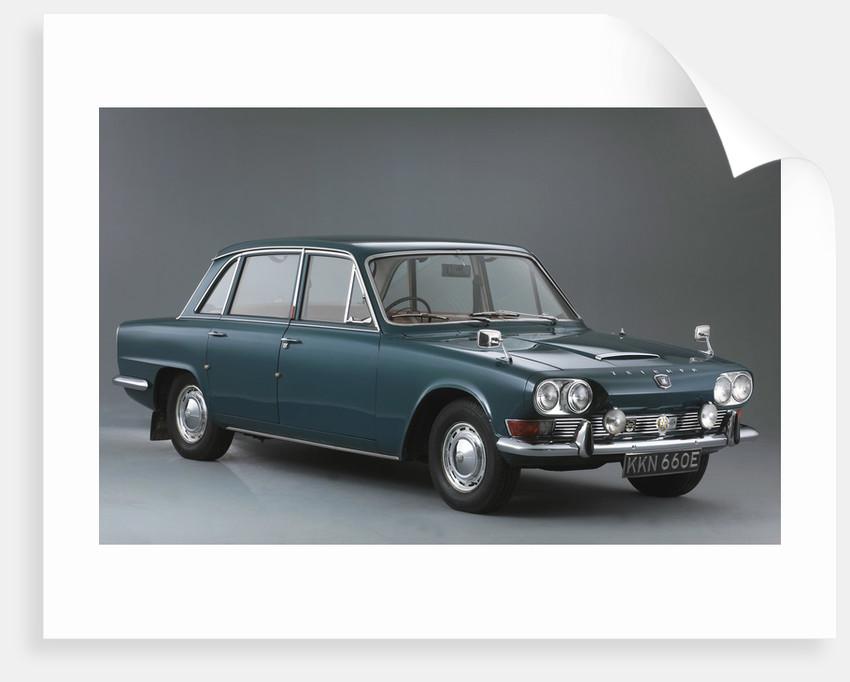 1967 Triumph 2000 Mk1 by Unknown