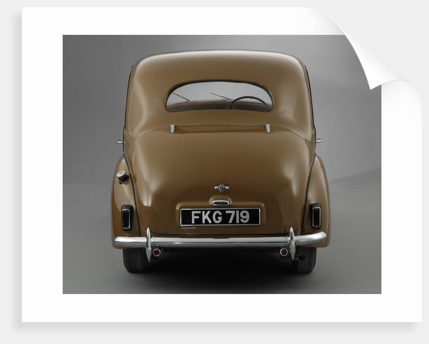 1950 Lanchester LD10 by Unknown