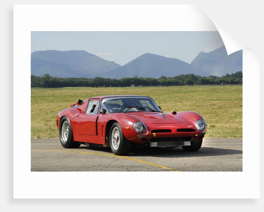 1965 Bizzarrini 5300 GT America by Unknown