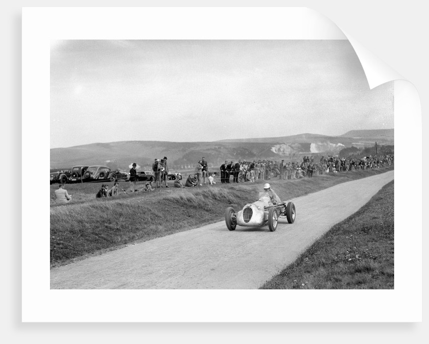RJW Appleton's Appleton-Riley Special, Lewes Speed Trials, Sussex, 1938 by Bill Brunell