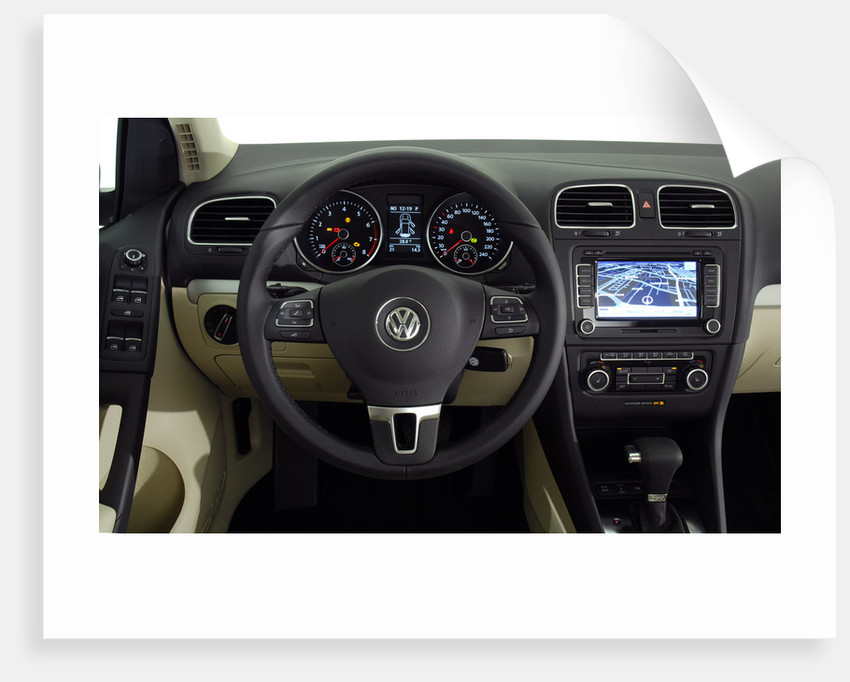 2009 VW Golf Mk6 by Unknown