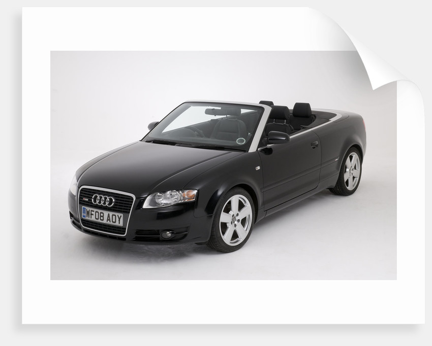 2008 Audi A4 2.0 tdi S Line Convertible by Unknown