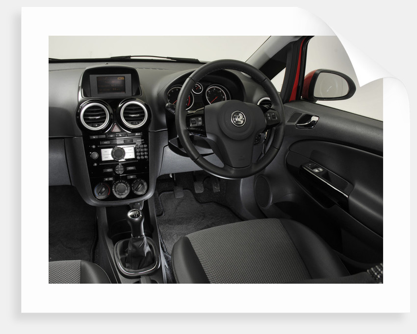 2010 Vauxhall Corsa 1.4 by Unknown