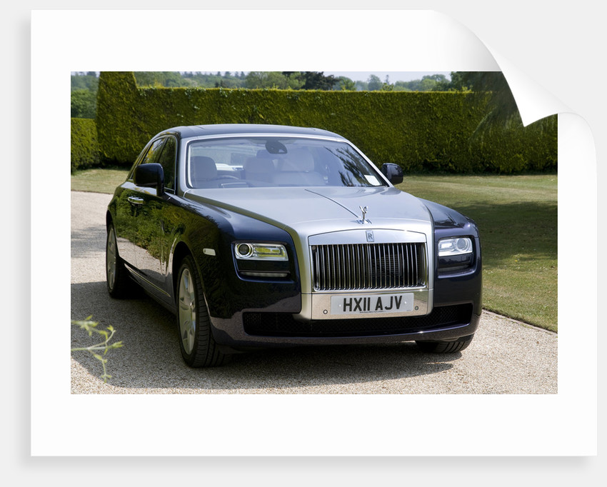 2011 Rolls Royce Ghost by Unknown