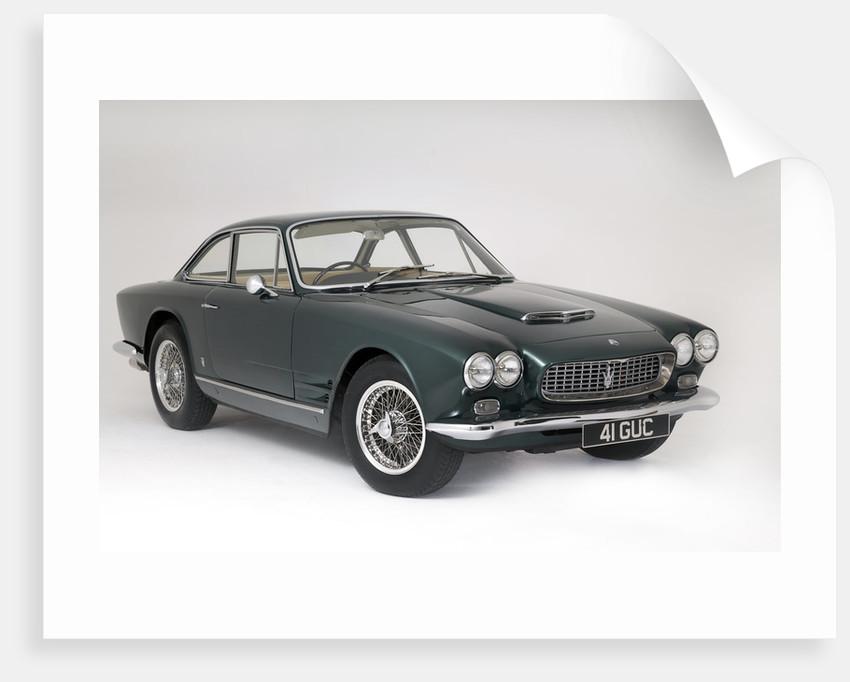1963 Maserati Sebring 3500GT by Unknown