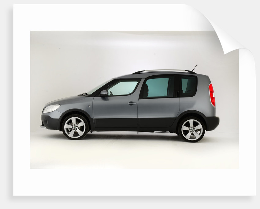 2011 Skoda Roomster Scout by Unknown