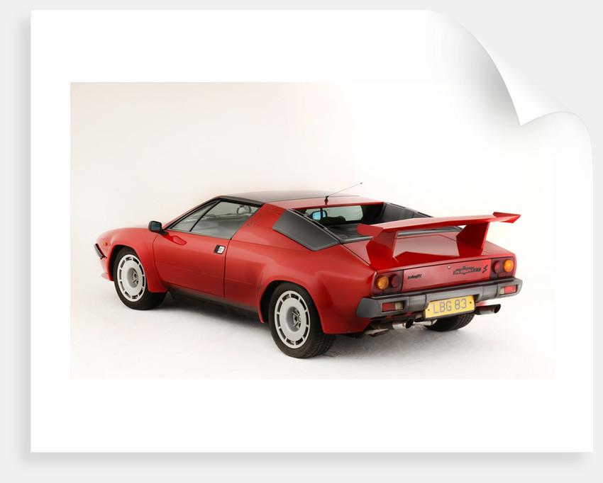1984 Lamborghini Jalpa S by Unknown