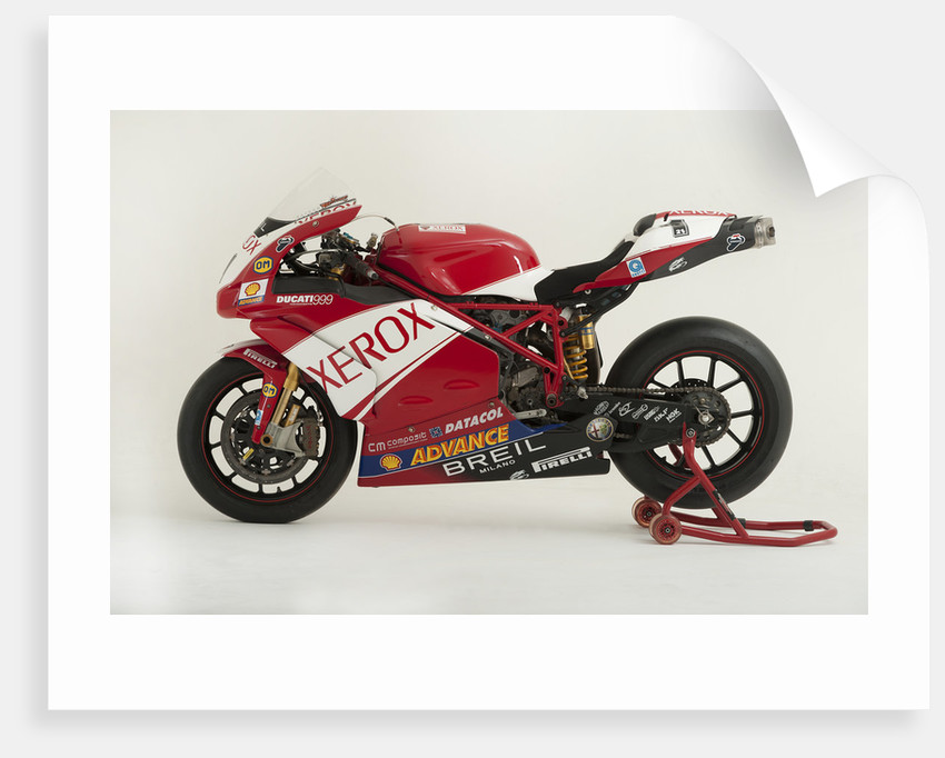 2006 Ducati 999 Xerox, Troy Bayliss Superbike.Moto GP championship winner by Unknown