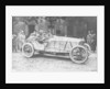 Mercedes which came third in the 1914 French Grand Prix by Unknown