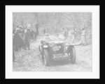 1935 MG PA Midget on the MCC Land's End Trial by Anonymous
