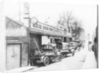 Daimler breakdown trucks by Anonymous