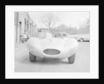 Jaguar D Type prototype by Anonymous