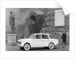 1963 Fiat 1100 Speciale by Anonymous