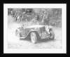 1938 MG TA Midget by Anonymous
