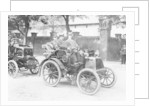 1900 Panhard by Anonymous