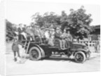 1903 Milnes Daimler Charabanc by Anonymous
