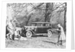 1931 Standard 16hp car by Anonymous