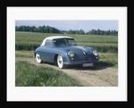 1951 Porsche 356 by Unknown