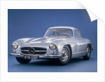 1957 Mercedes Benz 300 SL Gullwing by Unknown