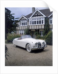 1960 Jaguar XK 150 by Unknown