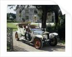 1909 Rolls Royce Silver Ghost by Unknown