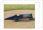 1920 Sunbeam 350 hp racing car by Anonymous