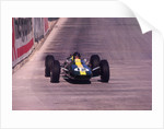 Jim Clark driving a Lotus, Monaco Grand Prix, 1964 by Unknown