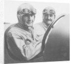 Felice Nazzaro in a 2-litre Fiat by Anonymous