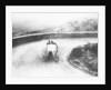 Louis Chiron driving a Bugatti at a hill climb, 1923 by Unknown