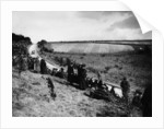 Spectators at the Kop Hill Climb by Anonymous
