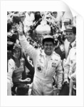 Al Unser, winner of the Indy 500 by Anonymous