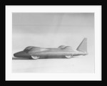 Bluebird CN7 at Lake Eyre by Anonymous