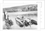 Bluebird K7 at Coniston Water by Anonymous