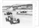 Action from the British Empire Trophy Race by Anonymous
