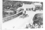 T Thornycroft in a TT race by Anonymous