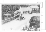 T Thornycroft in a TT race, 1908 by Unknown