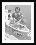 Denny Hulme and Emerson Fittipaldi by Anonymous