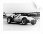 Froilan Gonzalez driving a Ferrari, early 1950s by Unknown