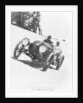 SF Edge driving a Napier, Brooklands, Surrey, 1907 by Unknown