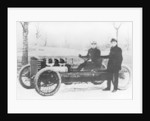 Barney Oldfield and Henry Ford with Ford '999' by Anonymous