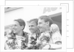 Drivers of the Jaguar which won the Le Mans 24 Hours by Anonymous