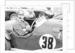 Tony Brooks at a BARC Members meeting at Goodwood by Anonymous