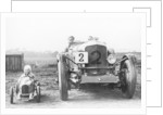 Frank Clement and Woolf Barnato in a Bentley Speed 6 by Anonymous