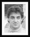 Jean Alesi by Anonymous