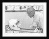 Chris Amon (on the left) and David Yorke by Anonymous