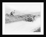 Charles Rolls on the way to winning the Isle of Man TT race in a 20 hp Rolls-Royce by Anonymous