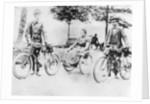 The Marquis Carcano and Carlo Maserati at Anzano del Parco, 1898 by Unknown
