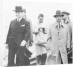 Edsel Ford visiting Ford Dagenham by Anonymous